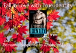 True Identity book 1 by Amanda Mackey